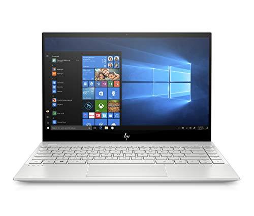 """HP Envy 13-aq0005ns - Ordenador portátil de 13.3"""" FullHD (Intel Core i7-8565U, 16GB RAM, 512GB SSD, Nvidia GeForce MX250-2GB, Windows 10) color plata - Teclado QWERTY Español"""