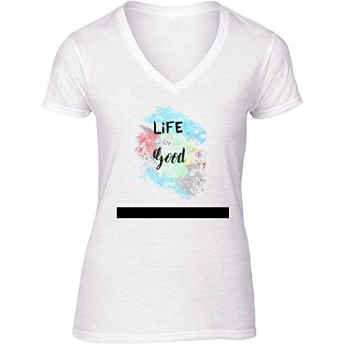 v-ausschnitt-weiss-damen-t-shirt-grosse-l-das-leben-ist-gut-by-sophie-rousseau