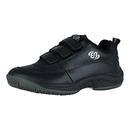 Brütting 121007, Sneakers Basses mixte adulte schwarz