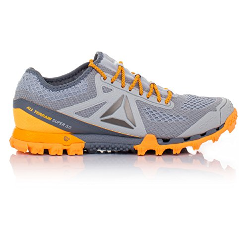 Reebok BD4635, Zapatillas de Trail Running para Mujer, Gris (Cloud Grey/Asteroid Dust/Fire...