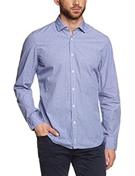 Marc O'Polo Herren Shaped Fit Freizeithemd 427115842254