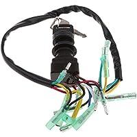 Homyl Interruptor de Llave de Encendido Piezas Arranque Reemplazo 703-82510-43-00