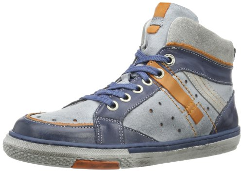 Primigi BENGY-E, Sneaker bambini Blu (Blau (AZZURRO/DENIM))