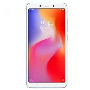 Xiaomi Redmi 6 Dual SIM 32GB 3GB RAM Azul SIM Free
