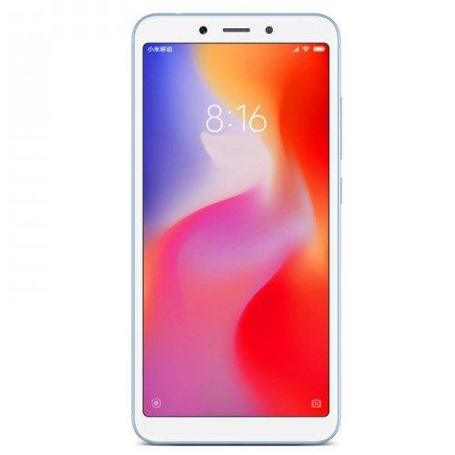 Xiaomi Redmi 6 डुअल सिम 32GB 3GB रैम ब्लू