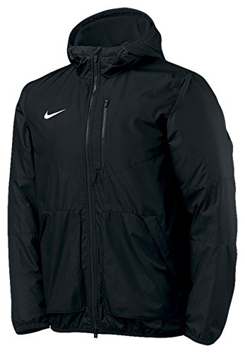 Nike Herren Jacke Team Fall, black, S, 645550-010