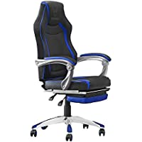 Woxter Stinger Station Rx Blue - Silla Gaming (Eje de acero,Levantamiento(Gas