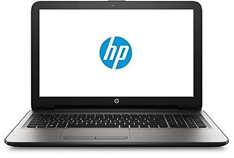 HP 15-ba024ng (X3N98EA) 39,6 cm (15,6 Zoll / FHD-Display) Notebook (AMD Quad-Core A10-9600P, 8 GB RAM, 1 TB SSHD, Windows 10)