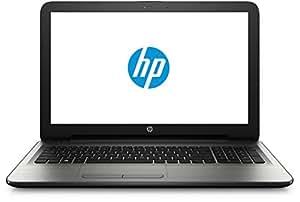 HP 15-ba024ng (X3N98EA) 39,6 cm (15,6 Zoll / FHD-Display) Laptop (AMD Quad-Core A10-9600P, 8 GB RAM, 1 TB SSHD, Windows 10) Grau