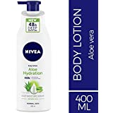 Nivea Aloe Hydration Body Lotion, 400ml