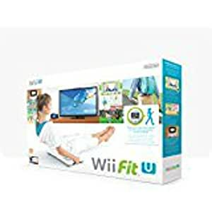 Nintendo Wii Fit U with Fit Meter (Green) and Balance Board (White) (Nintendo Wii U)