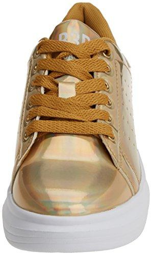 bass3d Damen 041281 Sneaker Gold