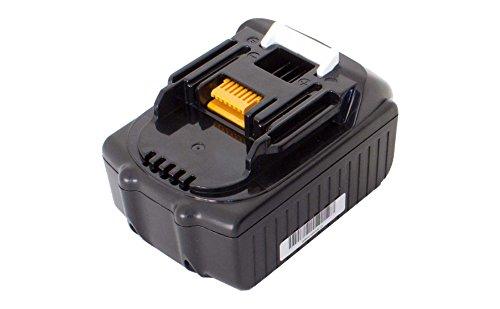 Preisvergleich Produktbild vhbw Li-Ion Akku 1500mAh (18V) für Elektro Werkzeug Makita Akku-Kaffeemaschine DCM500Z wie BL1815, 194204-5, u.a..