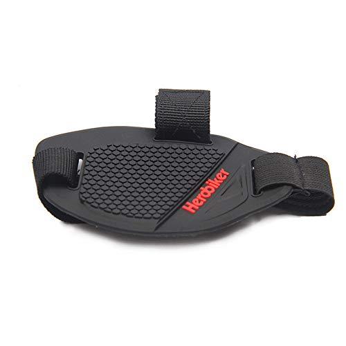 Motorrad-Shift-Pad-Schuh-Abdeckung Schutzgetriebe Anti-Abrieb-Schuh-Abdeckung Schützen Motorrad-Getriebe Shifter Begleiter