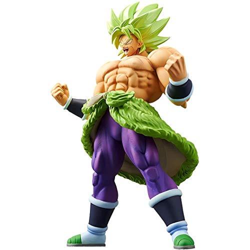 Banpresto Dragon Ball Super Movie Cyokoku Buyuden Figure - Super Saiyan Broly Full Power