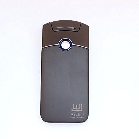 Winjet_002_Plama ARC - Lichtbogen Feuerzeug mit Gravur auf der Vorder- und auf der Rückseite