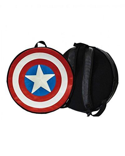 sack Schild Motiv (Captain America Halloween)