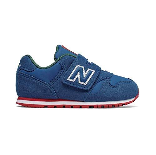 New Balance Kv373, Zapatilla para Niã±o 22 5 Marino
