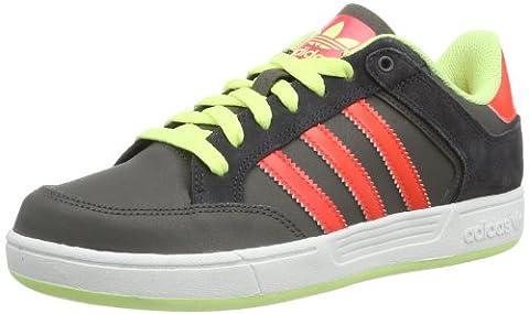 adidas Originals VARIAL LOW G98129 Unisex-Erwachsene Sneaker, Grau (DARK CINDER F09 / POP / GLOW S14), EU 42 2/3 (UK