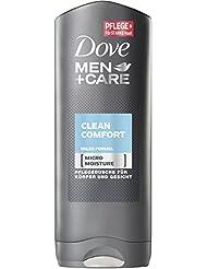 Dove Men+Care Duschgel Clean Comfort, 6er Pack (6 x 250 ml)