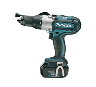 Makita BHP451RFE 18V LXT 3-Speed Combi Drill with 2x3.0 Ah Li-ion Batteries (B000PPZCJO) | Amazon price tracker / tracking, Amazon price history charts, Amazon price watches, Amazon price drop alerts