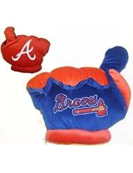 Atlanta Braves Officially Licensed Plush Fan Finger