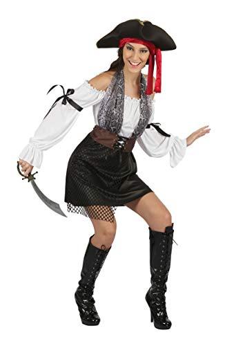 Bristol Novelty AF085 Piratenfrau, Damen, mehrfarbig, Einheitsgröße