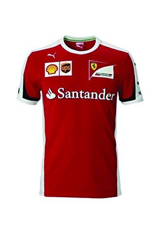 FERRARI F1 Kinder T-shirt, Rot (76166901), 11-12