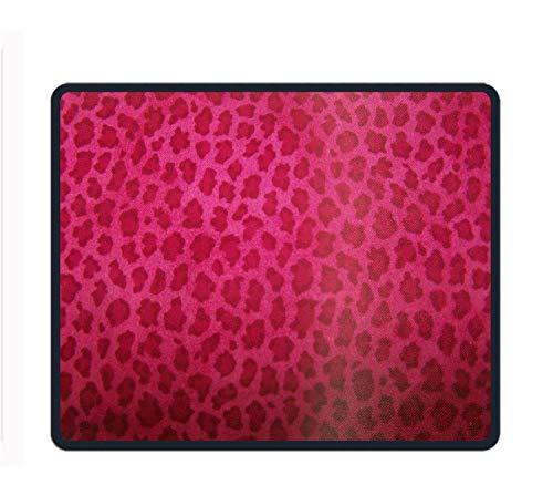 Mauspad, rechteckig, Surfling, Hot pink Leopard, Einheitsgröße