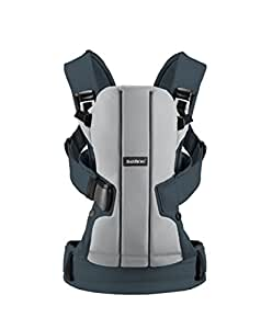 Baby Bjorn Baby Carrier We Silver/Grey