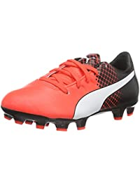 Puma Unisex Kids Evopower 3.3 Tricks AG Jr Football Boots