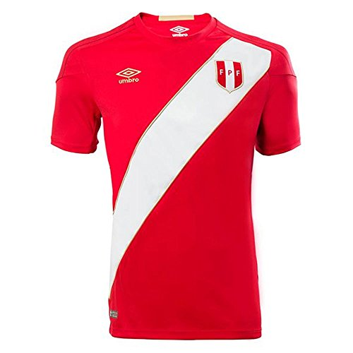 Umbro 2018-2019 Peru Away Football Shirt Kids