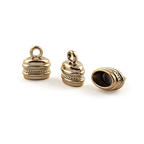 No.15 1006 Oro Colore ovale a forma di campana Trims
