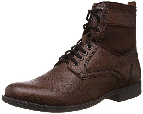 Alberto Torresi Men's Leather Boots