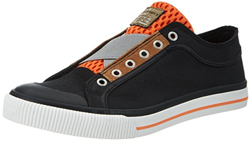Ice Peak Wakady, Sneakers Basses Homme Noir (Black)