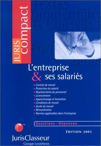 L'entreprise & ses salariés (ancienne édition)