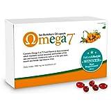 Pharma Nord Omega 7 Sea Buckthorn Oil - 2 Pack (300 Capsules)