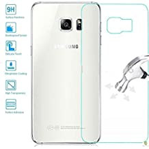 Protector de Pantalla Cristal Templado para Samsung Galaxy S6 Edge PLUS TRASERO