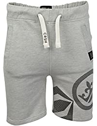 Crosshatch 'Slygo' Homme Shorts Pantalon de Sport Jogger