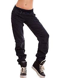 4541b5d129d88e Toocool - Pantaloni donna funky vita bassa sportivi hip hop casual sport  nuovi JS-7715