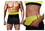 #6: FAMEWORLD Best Quality Unisex Body Shaper for Women | Men Weight Loss Tummy - Body Shaper Belt Slimming Belt Waist Fitness Belt XL Size 36,38,40,42, of Stomach Size consider