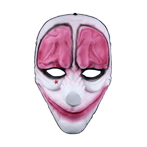 yufeng Höhe Qualität Halloween Maske aus Kunstharz Collectio Film Thema Hoxton Maske