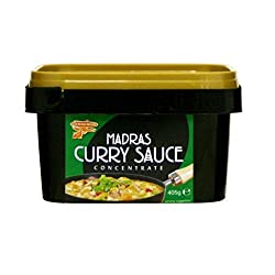 Goldfish Madras Original Curry Paste 405g