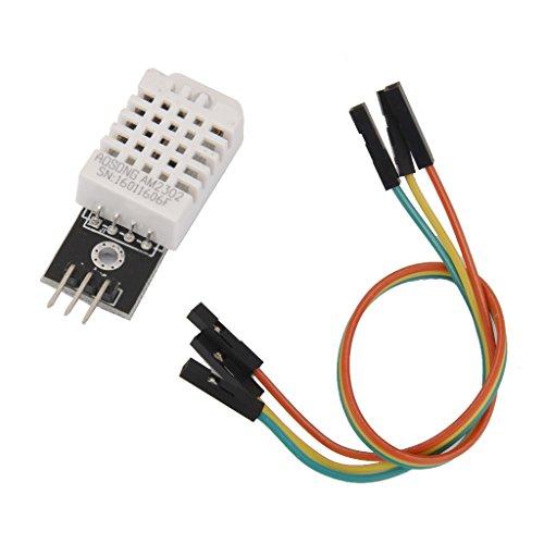 DHT22/AM2302 Digital Temperatur- und Feuchtesensor mit Draht Wire -
