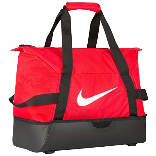Nike Academy Team Hardcase Fußball-Sporttasche, University Red/Black/White, 48.5 x 30.5 x 40.5 cm