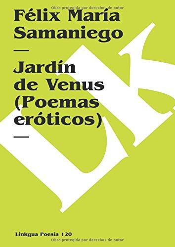Jardin de Venus (Poemas Eroticos) Cover Image