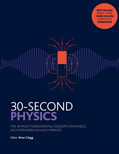 30-Second Physics: The 50 most fundamental concepts in physics, each explained in half a minute