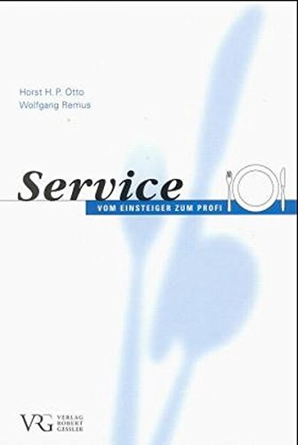 Service, Lehrbuch
