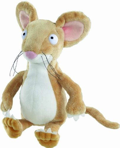 gruffalo-12614-raton-de-peluche-23-cm