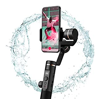 FeiyuTech SPG 2 3 Axis Handheld Splash-proof Gimbal Stabilizer Max Payload 300 g kompatibel für Smartphone